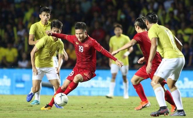 Việt Nam bỏ xa Thái Lan 20 bậc trên bảng xếp hạng FIFA, đạt thứ hạng cao nhất trong 15 năm