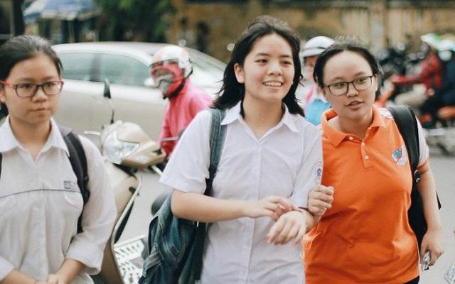 Điểm chuẩn trúng tuyển vào lớp 10 chuyên Hà Nội: Trường Ams cao nhất với 42,05 điểm