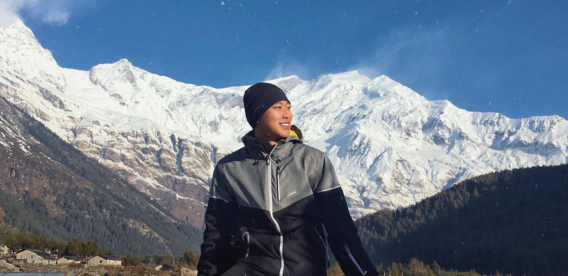 Checkin-holic: Nepal - Lạc bước giữa thiên nhiên hùng vĩ - Phan Quốc Dũng