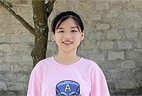 Nữ sinh đạt điểm chuyên Văn cao nhất Hà Tĩnh