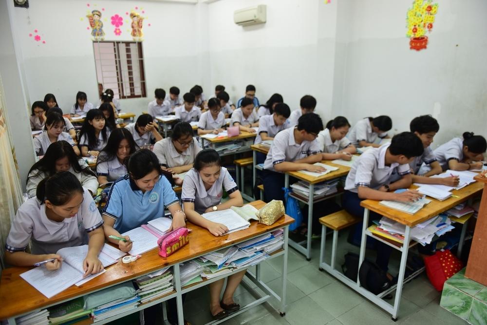 Ảnh 4: Ôn luyện kỳ thi THPT Quốc gia - We25.vn