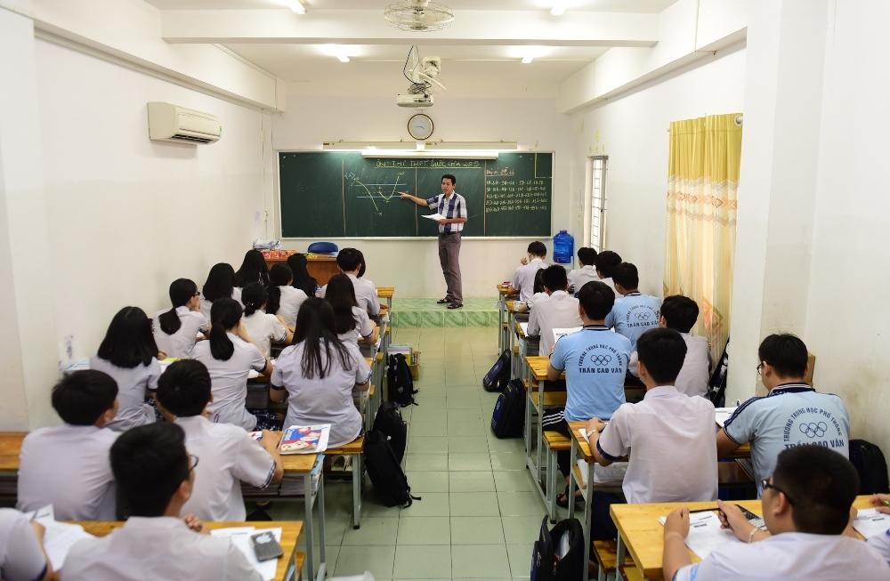Ảnh 1: Ôn luyện kỳ thi THPT Quốc gia - We25.vn