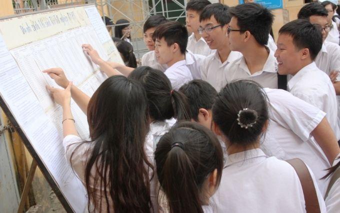 Điểm chuẩn vào lớp 10 tại Thanh Hóa dự kiến thấp nhất là 4 điểm