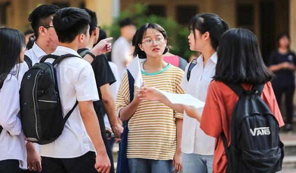 Những trường nào còn chỉ tiêu xét tuyển nguyện vọng 3 vào lớp 10 ở Hà Nội?