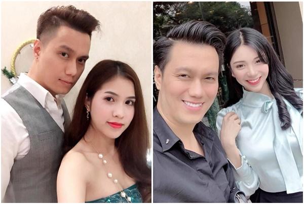 """Vừa xác nhận li dị vợ lần 2, Việt Anh lại tung ảnh hẹn hò riêng với """"cô bồ"""" Thanh Bi?"""