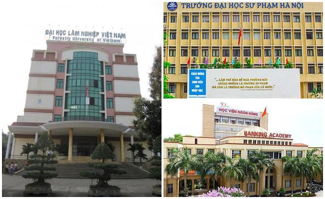 """Đây là những trường đại học hàng đầu có mức học phí """"dễ thở"""" nhất đối với sinh viên Việt Nam"""