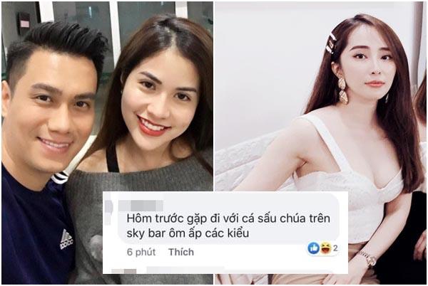 """Rộ nghi vấn Việt Anh hẹn hò """"cá sấu chúa"""" Quỳnh Nga sau khi bỏ vợ được vài ngày?"""