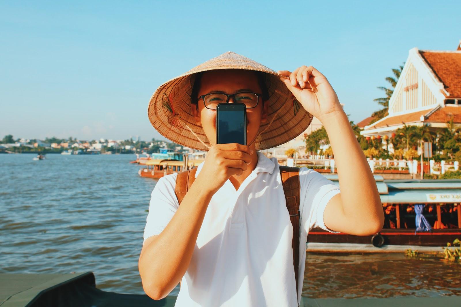 Checkin-Holic: Sóc Trăng - Chọn riêng mình những khoảng lặng an yên - Nguyễn Hoàn Hảo