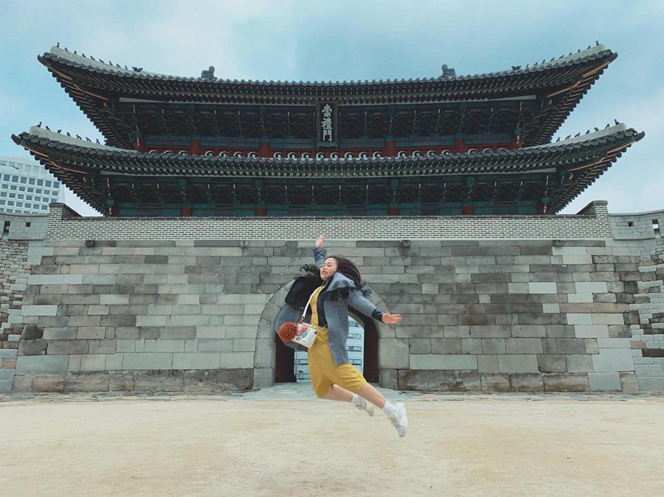 Checkin-Holic: Đi Hàn Quốc từ Nhật Bản - Nguyễn Thuỳ Dung