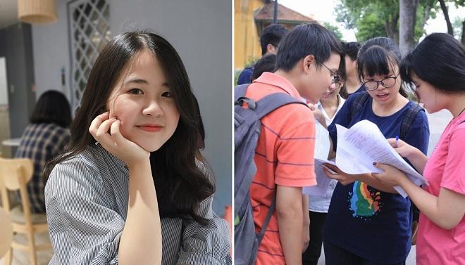 Ôn thi 2 tháng đã đạt 9,25 điểm, mẹo của nữ sinh trường chuyên Phan Bội Châu này là gì?