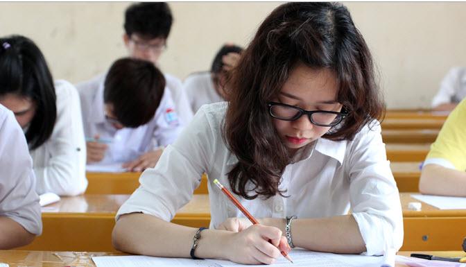 """Mẹo """"khoanh bừa"""" khi thi trắc nghiệm đạt tỷ lệ thành công cao cho thí sinh thi THPT Quốc gia"""