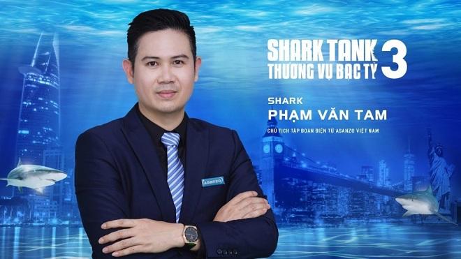 Vì sao Shark Tank tạm dừng phát sóng các phần liên quan Chủ tịch Asanzo?