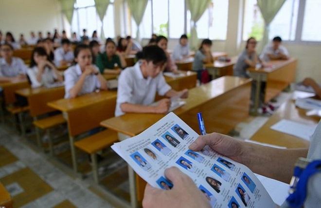 Ảnh 1: Lọt đề thi THPT Quốc gia 2019 - We25.vn