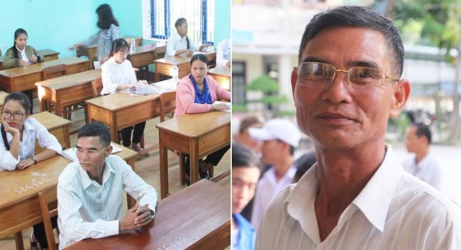 """""""Ông nội"""" đi thi THPT Quốc gia 2019: Đề Văn """"trúng tủ"""", đề Toán """"khoanh bừa"""""""