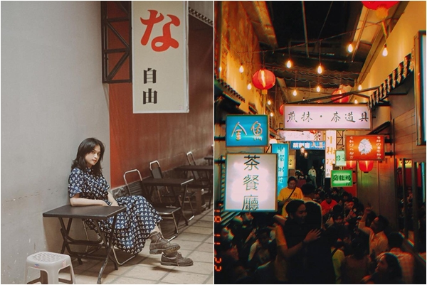 Tưởng lạc Hong Kong tại quán sáng cafe, chiều nhậu cực chill giữa lòng Sài Gòn