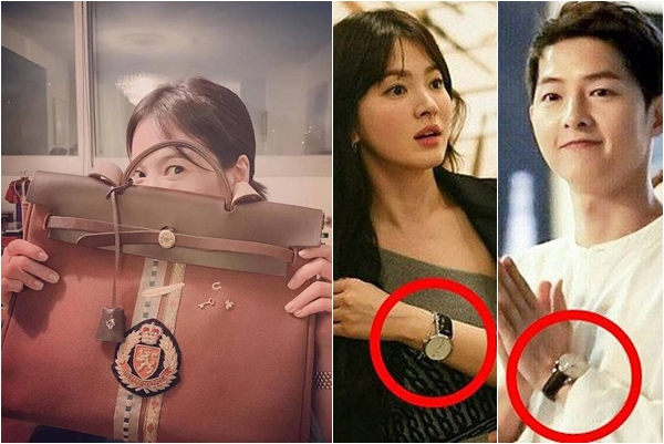 """Netizens chỉ ra hàng loạt bằng chứng Song - Song đã cố tình """"che đậy"""" cuộc hôn nhân đổ vỡ tài tình đến vậy"""