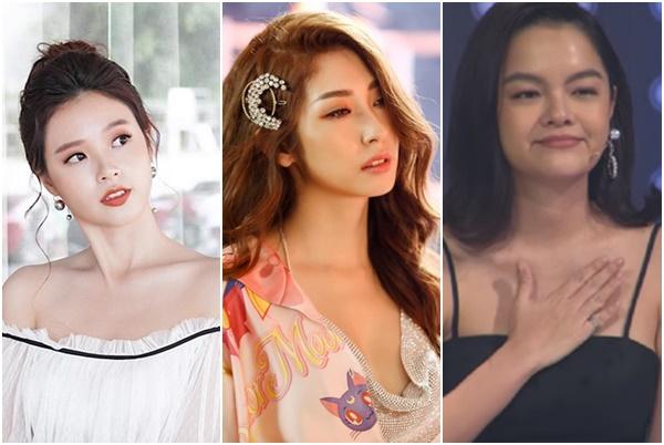 Nhờ Song - Song, Khổng Tú Quỳnh, MiDu và loạt sao nữ bóng gió về người đàn ông phản bội