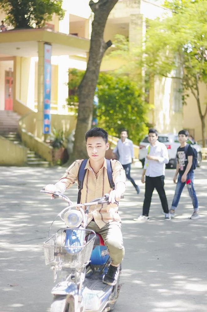 Ảnh 6: Trai đẹp mùa thi - We25.vn