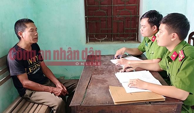 Danh tính người đốt rác gây cháy rừng 2 ngày mới khống chế được ở Hà Tĩnh