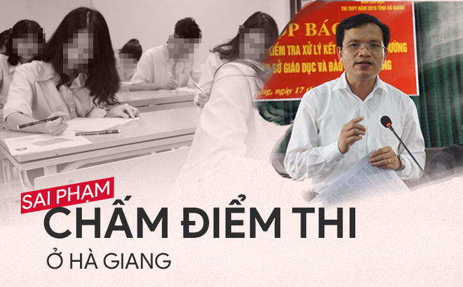 Sắp xét xử vụ gian lận thi cử tại Hà Giang: 1 phụ huynh bị công bố danh tính đầy đủ
