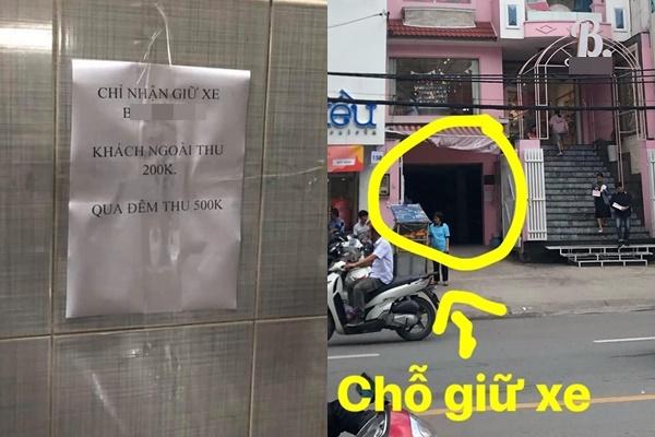 """Cô gái tố shop đồ lưu niệm thu 200k tiền gửi xe vì không mua đồ, gay gắt chỉ trích """"Lần đầu bị cướp ngay giữa Sài Gòn"""""""