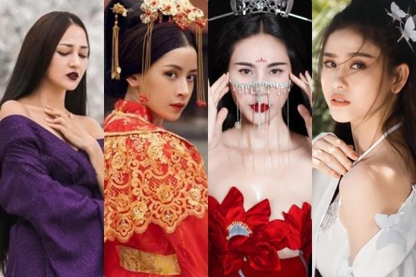 Khi dàn mỹ nhân Việt hóa thân thành nữ chính trong MV cổ trang xinh đẹp cỡ này