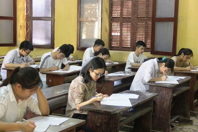 Chấm thi THPT Quốc gia 2019 tại Thanh Hóa: Gần 12.000 bài thi có lỗi, sửa hơn 1.500 lỗi
