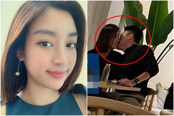 """""""Hoa hậu ngoan hiền"""" Đỗ Mỹ Linh lên tiếng về tin đồn yêu lại tình cũ của Á hậu Tú Anh?"""