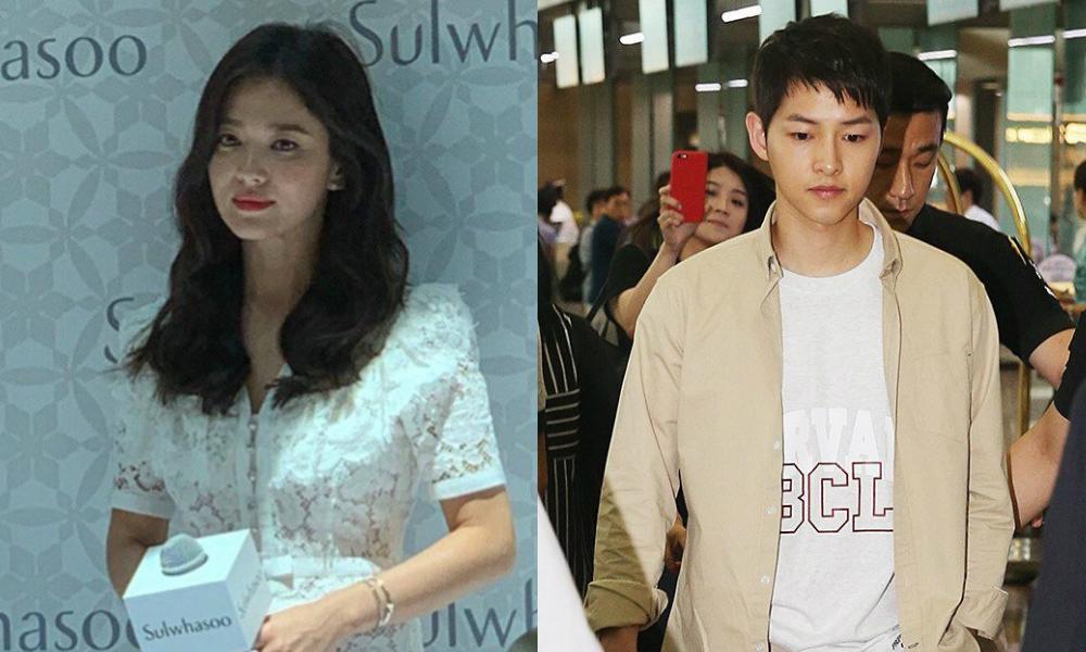 Báo Trung đưa tin: Song Hye Kyo được đại gia Hong Kong bao nuôi nên chồng trẻ quyết ly dị?