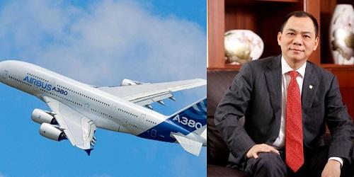 Vingroup sắp nhảy vào lĩnh vực hàng không, công ty mang tên Vinpearl Air với mức giá sẽ rẻ để cạnh tranh