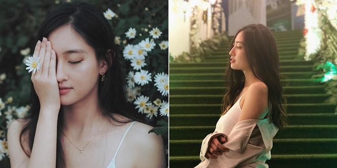 Ngắm nhan sắc nữ sinh ĐH Ngoại thương được coi là ứng viên vương miện Hoa hậu Việt Nam 2019