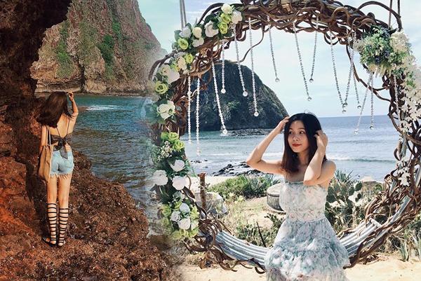 """""""Vườn địa đàng"""" siêu chill cực hiếm người biết ngay Phú Yên hứa hẹn gây bão"""
