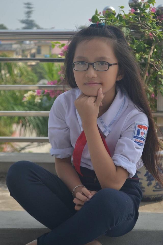 Ảnh 2: Nữ sinh Thái Bình - We25.vn