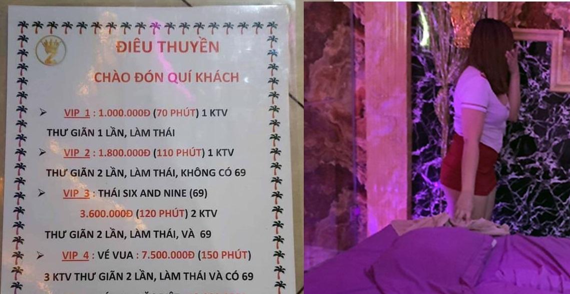 Công an bắt nhóm Massage làm thái giá 13 triệu đồng ở Sài Gòn