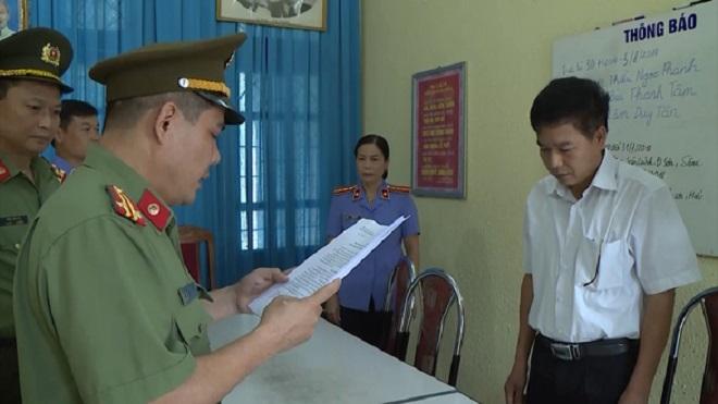 Hoàn tất cáo trạng truy tố 8 bị can vụ gian lận trong kỳ thi THPT Quốc gia tại Sơn La