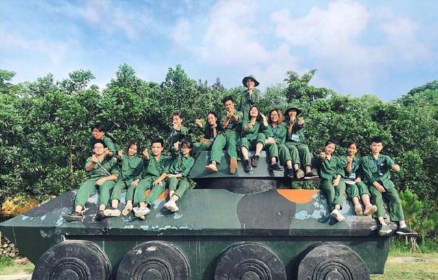 Thanh xuân đầy tiếc nuối nếu chẳng được cùng lũ bạn quậy suốt 30 ngày đêm học quân sự