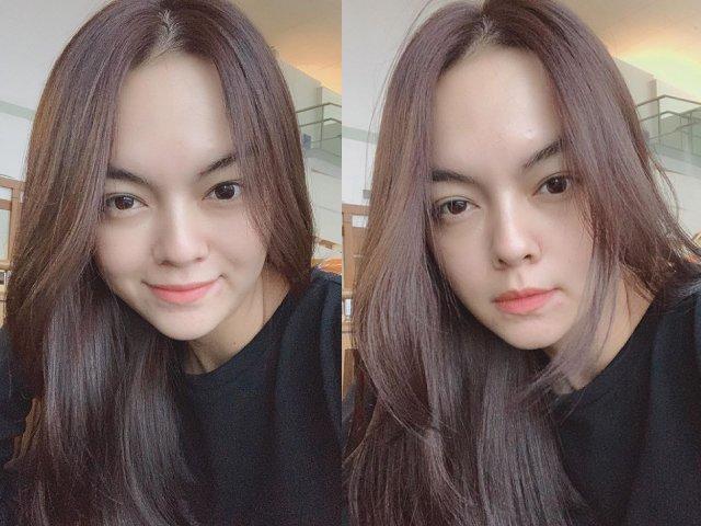 1 năm sau ly hôn, Phạm Quỳnh Anh gây thương nhớ vì mặt mộc quá trẻ trung