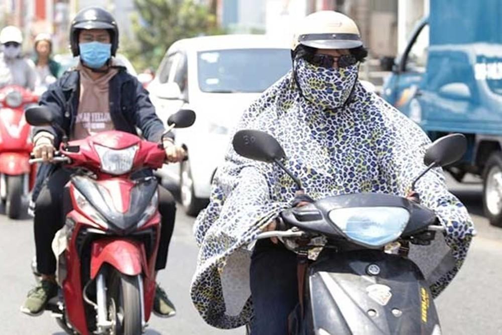 Trung Bộ nắng nóng kéo dài, Bắc Bộ mưa giông nguy hiểm