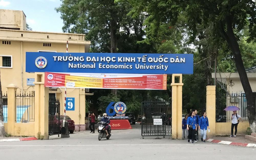 Đánh giá top các trường đào tạo ngành Kinh tế hàng đầu Hà Nội