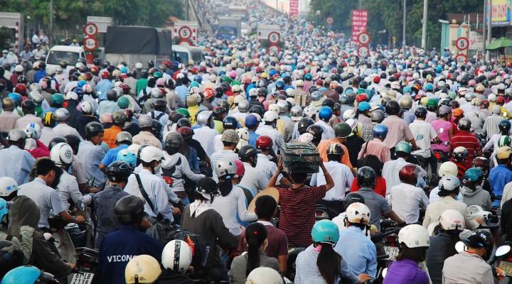 Ảnh 2: Dân số Việt Nam đạt 96 triệu người - We25.vn