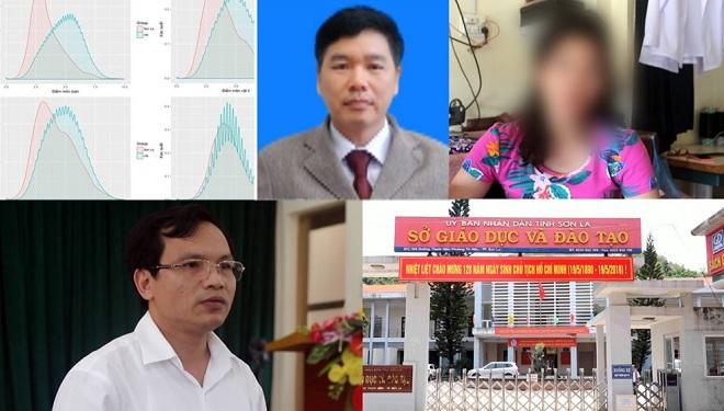 Gian lận thi cử Sơn La: Nguyên Trưởng phòng khai nhận sửa điểm đổi lấy 1 tỷ đồng