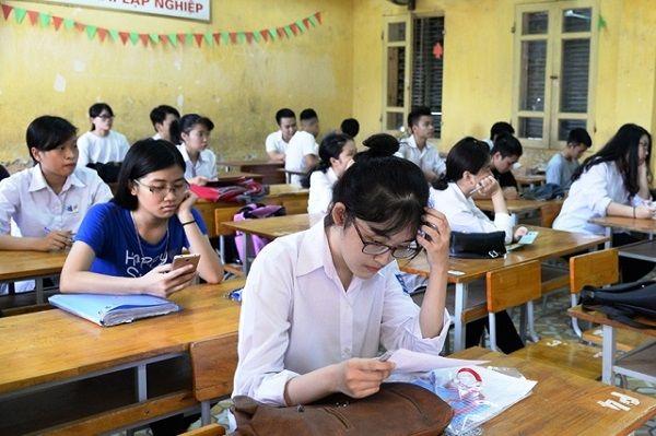Ảnh 1: Phúc khảo bài thi vào lớp 10 - We25.vn