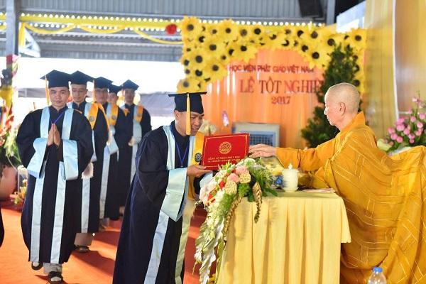 3 trường đào tạo tiến sĩ Phật học tại Việt Nam, một trường trực thuộc ĐH Quốc gia Hà Nội
