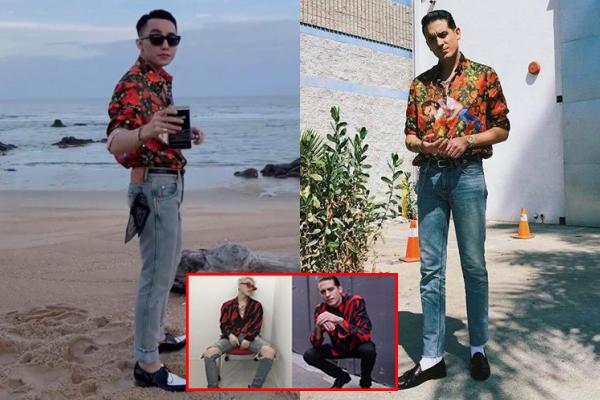 """Từng là """"bản sao"""" của G-Dragon, Sơn Tùng lại tiếp tục bị tố """"đạo nhái"""" khi liên tục học hỏi phong cách của rapper G-Eazy"""