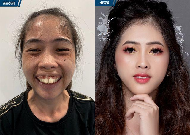 """Từ một cô gái xấu xí bị người đời miệt thị, 9x Bình Thuận đã có màn """"lột xác"""" đỉnh cao giúp hoàn thành tâm nguyện của cha"""