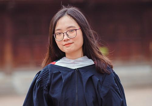 """Nữ sinh Hà Nội xứng danh """"con nhà người ta"""" khi trúng tuyển đại học top 3 của Mỹ"""