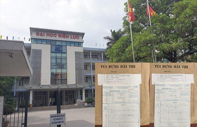 Bộ GD&ĐT thanh tra đột xuất Đại học Điện lực sau lùm xùm thi cử