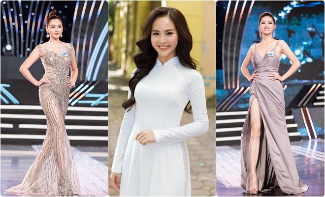 Top 4 người đẹp đến từ các trường đại học dự thi chung kết Hoa hậu Việt Nam 2019