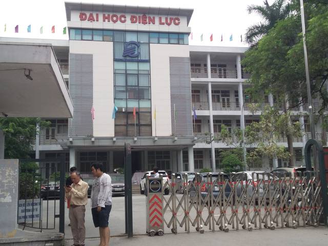 Ảnh 3: Đại học Điện lực - We25.vn