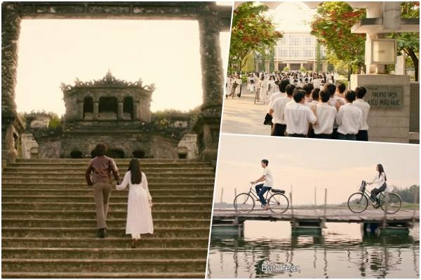 """Ngắm loạt địa điểm ở Huế """"đẹp như mộng"""" được xuất hiện trên màn ảnh của """"Mắt Biếc"""""""